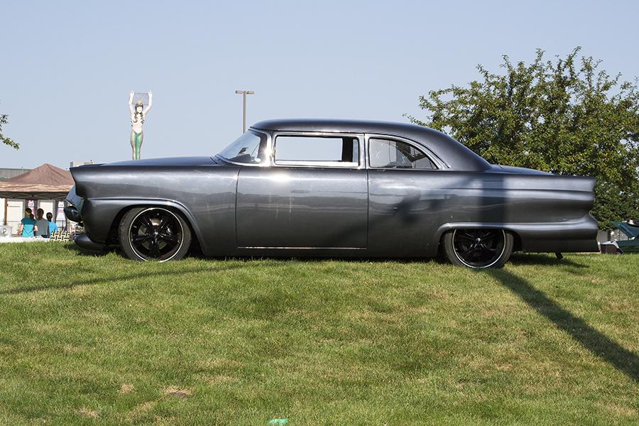 Darrels Car