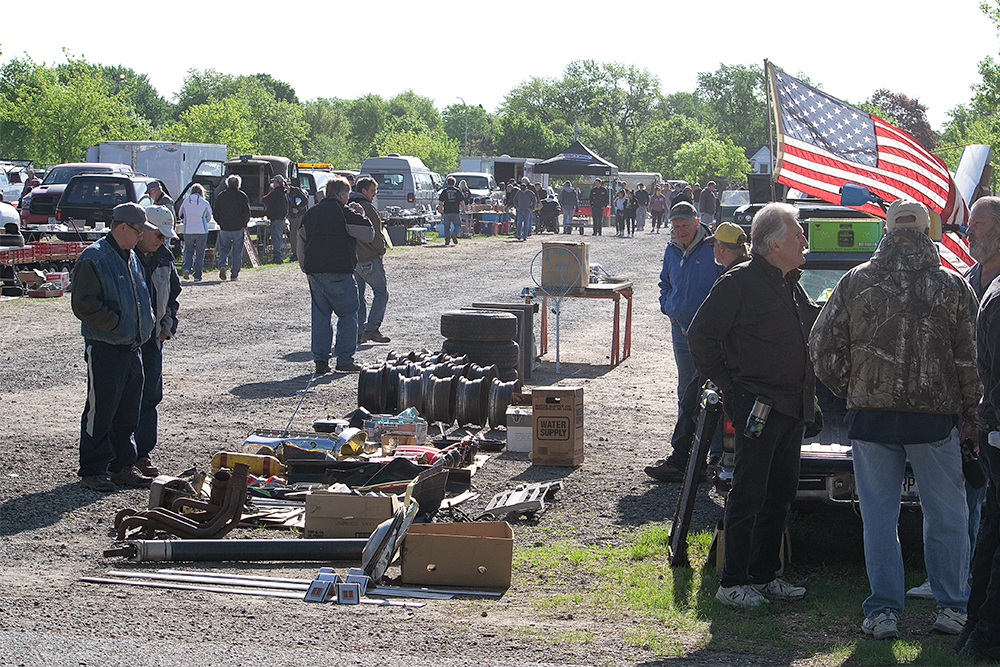 First Fifty Auto Clubs' 49th Annual Car Show, Swap Meet & Flea Market 2019